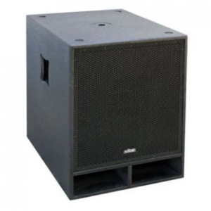 JB systems Vibe 18 MKII subwoofer 600W