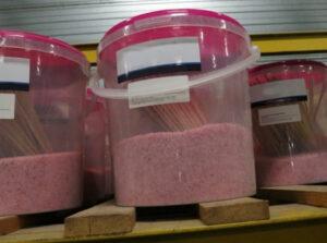 suikerspinnen ingrediënten voor 150 stuks
